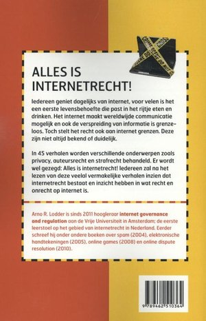 Over de grenzen van het internet