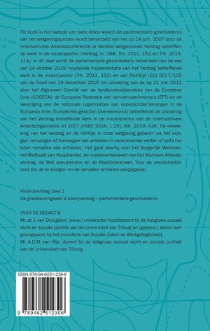 Implementatie van het Visserijverdrag en de EU-richtlijn ter uitvoering van dat verdrag in de Nederlandse wetgeving