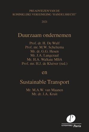 Duurzaam ondernemen en Sustainable Transport