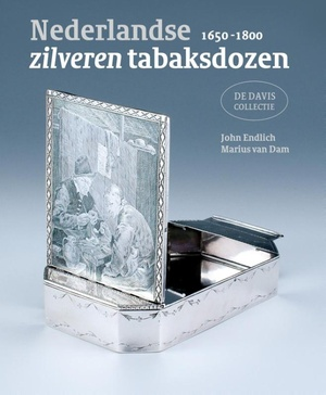 Nederlandse zilveren tabaksdozen 1650-1800