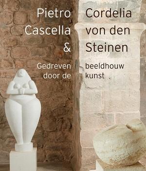 Pietro Cascella en Cordelia von den Steinen - beeldhouwersechtpaar