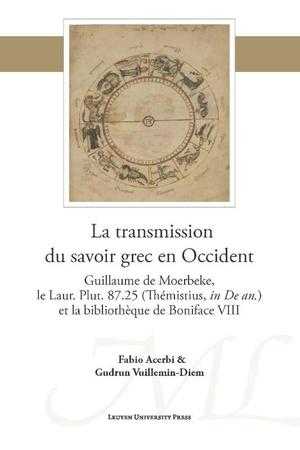 La transmission du savoir grec en Occident