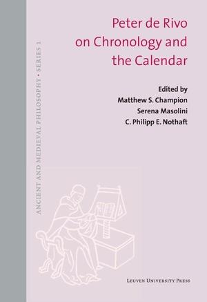 Peter de Rivo on Chronology and the Calendar