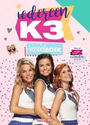 K3:vriendenboek-Iedereen K3