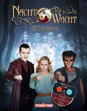 Nachtwacht : 3D monsters