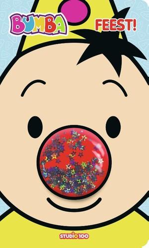 Bumba : kartonboek met glitterneus - Feest!