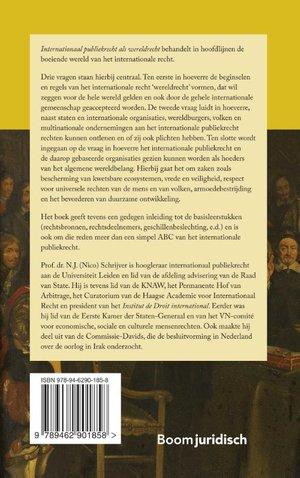 Internationaal publiekrecht als wereldrecht