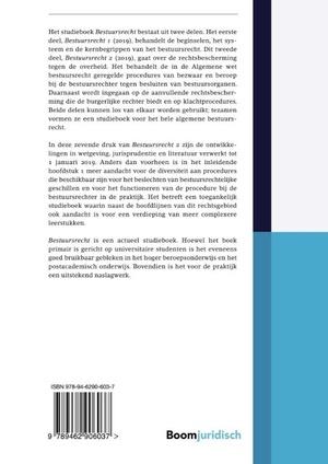 Bestuursrecht 2 rechtsbescherming tegen de overheid