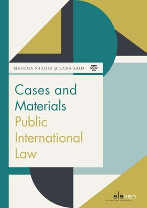 Cases and Materials Public International Law