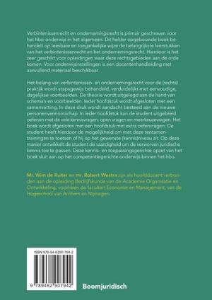 Verbintenissenrecht & ondernemingsrecht