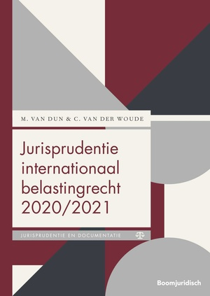 Jurisprudentie internationaal belastingrecht 2020/2021