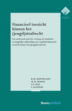 Financieel toezicht binnen het (jeugd)strafrecht