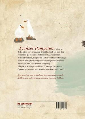 Prinses Pompelien gaat trouwen