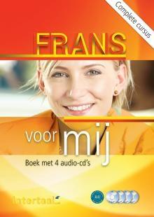 Frans Voor Mij - Boek + Audio-cd's