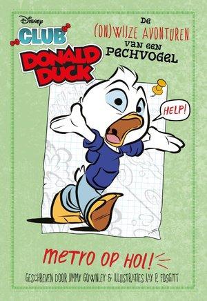 3 Metro op Hol Donald Duck Boek
