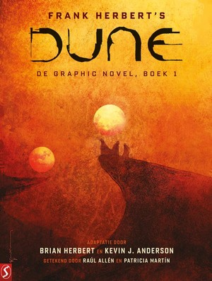 Dune de graphic novel - boek 1 van 3