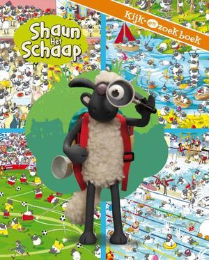 Shaun het Schaap Kijk- en Zoekboek
