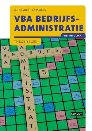 VBA Bedrijfsadministratie met resultaat Theorieboek