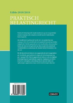 Praktisch Belastingrecht 2018-2019