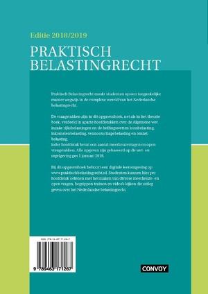 2018-2019 Opgavenboek