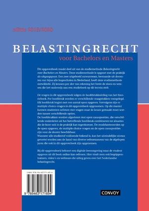 Belastingrecht Bachelors Masters 2019-2020 Opgavenboek