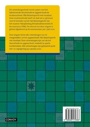 2020-2021 Uitwerkingenboek