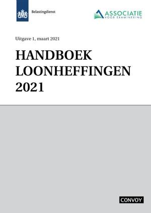 Handboek Loonheffingen 2021