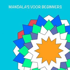 Mandala's voor beginners - Mandala kleurboek