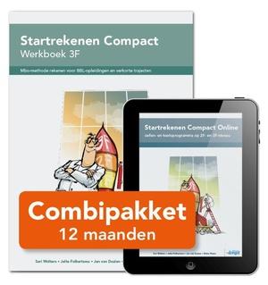 Combipakket Startrekenen Compact 3F WL12