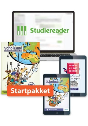 Studiereader Schokland Startpakket