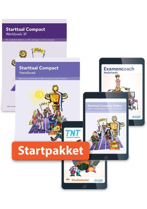Starttaal Compact 3F startpakket