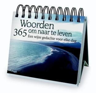 365 dagen met woorden om naar te leven