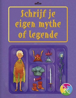 Schrijf je eigen mythe of legende