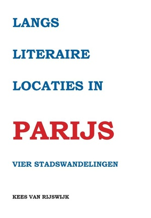Langs literaire locaties in Parijs