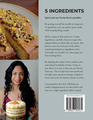 Parisa's Persian Kitchen Iranian Cooking Made Easy