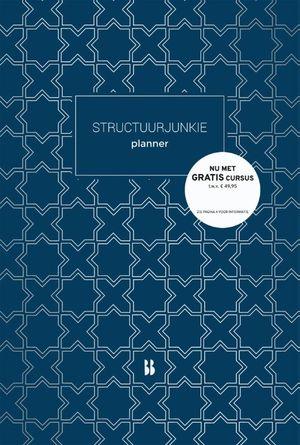 Structuurjunkie planner (A4)