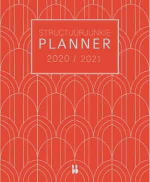 Structuurjunkie planner 2020/2021