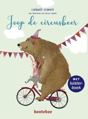 Joop de circusbeer