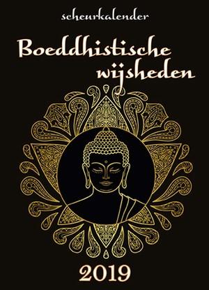 Boeddhistische wijsheden scheurkalender 2019