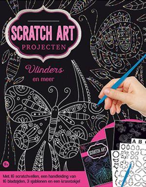 Scratch artprojecten - Vlinders