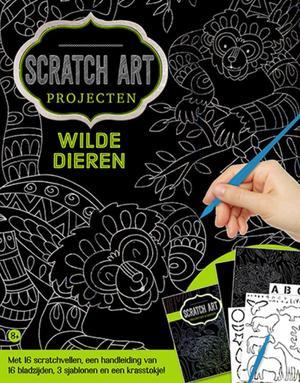 Scratch artprojecten - Wilde dieren