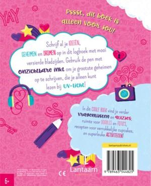 Mijn grote geheimen boek - Meisjes