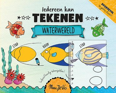 Iedereen kan tekenen - Waterwereld