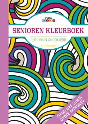 Seniorenkleurboek