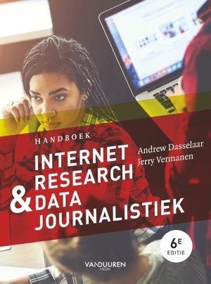 Handboek Internetresearch & datajournalistiek
