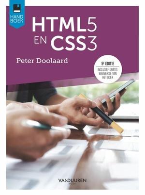 HTML5 en CSS3