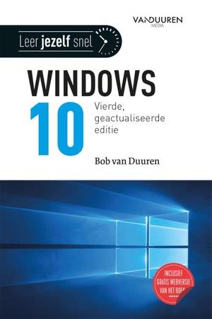 Leer jezelf SNEL... Windows 10