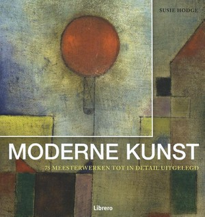 Moderne kunst in detail