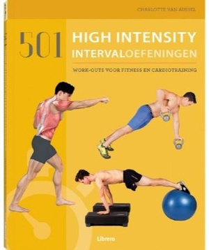 501 high intensity interval oefeningen