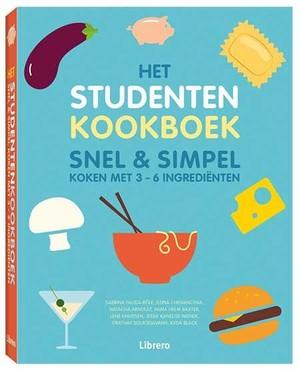 Het studentenkookboek - Snel en simpel koken met 3-6 ingrediënten